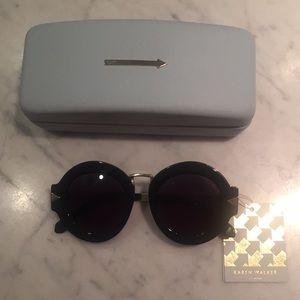 Karen Walker Maze Sunglasses 🕶